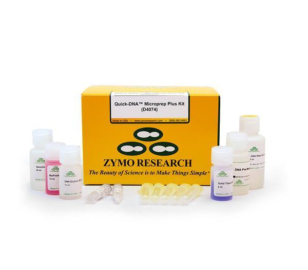 Quick-DNA Microprep Plus Kit