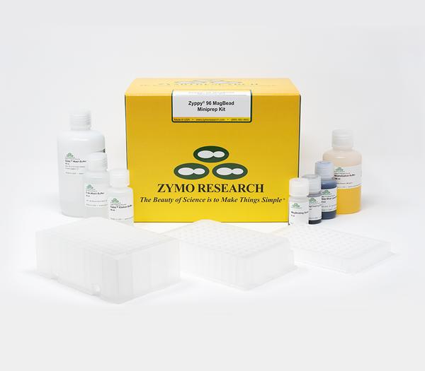 Zyppy-96 Plasmid MagBead Miniprep
