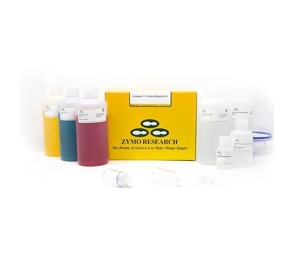 ZymoPURE II Plasmid Gigaprep Kit