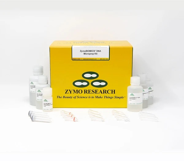 ZymoBIOMICS DNA Microprep Kit