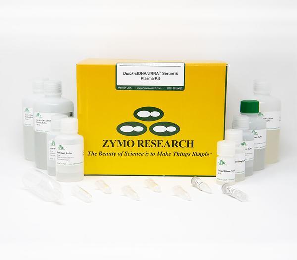 Quick-cfDNA/cfRNA Serum & Plasma Kit